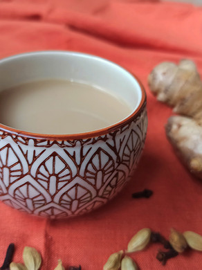 Masala Chai, el té yogui