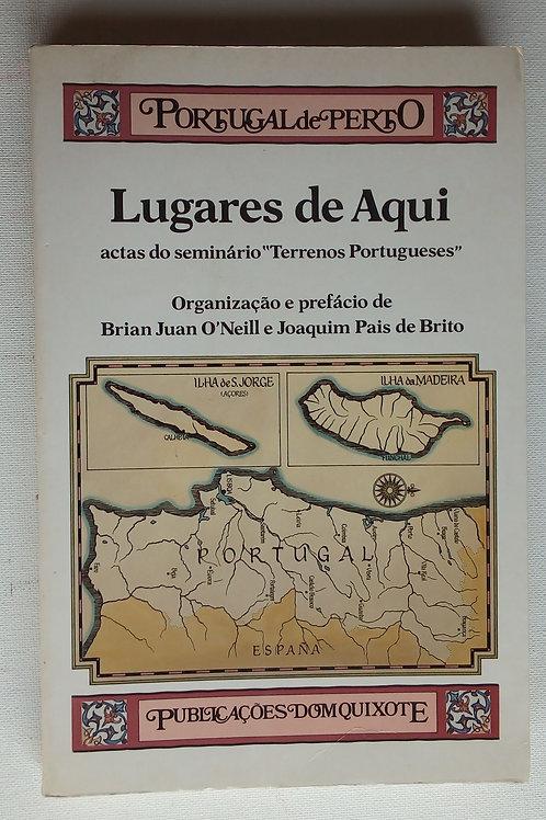 lugares de aqui terrenos portugueses / brian juan o´neill