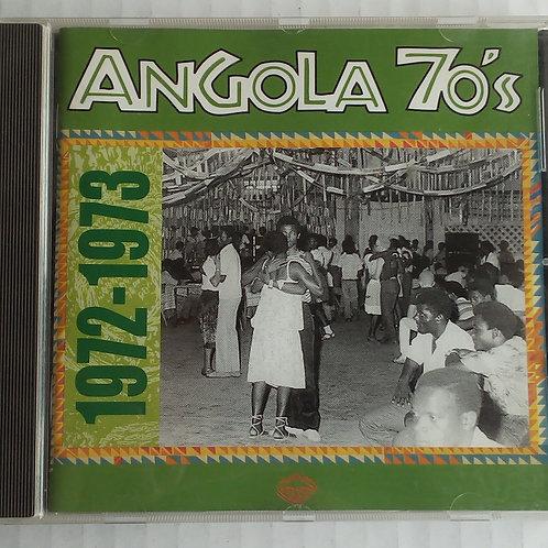 angola 70´s 1972/1973 CD