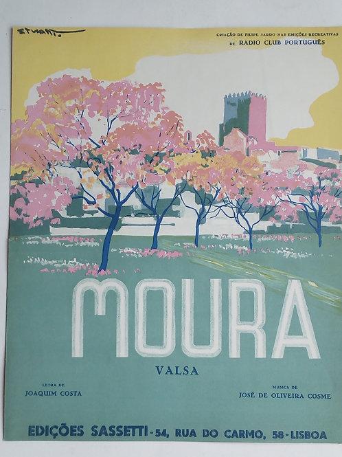 moura / valsa / josé de oliveira cosme