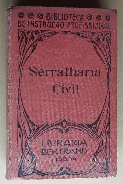 serralharia civil / biblioteca de instrução profissional