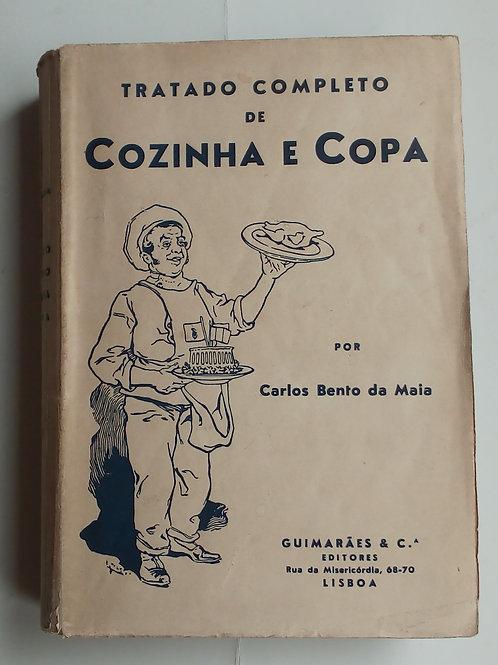 tratado completo de cozinha e copa / carlos bento maia