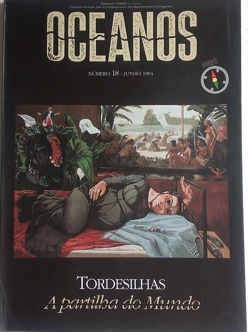 revista oceanos n.18 / Tordesilhas a partilha do mundo