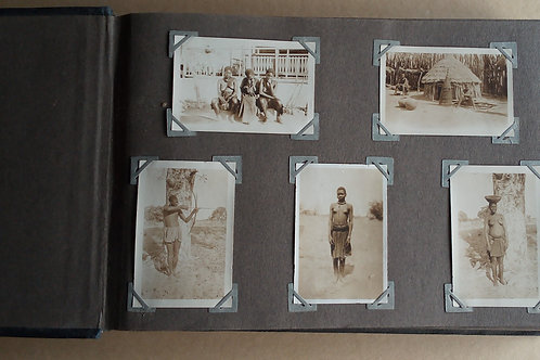 álbum de fotografias ultramar vintage