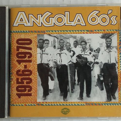 angola 60´s 1956/1970 CD