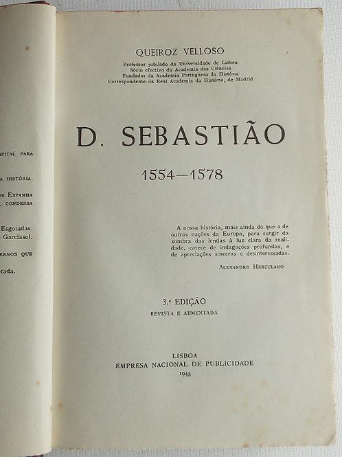 D.Sebastião 1554 / 1578 Queiroz velloso