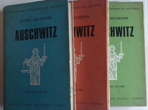 Auschwitz / bernd naumann