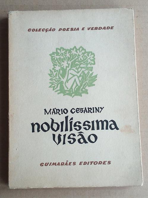 nobilissima visão / mário cesariny