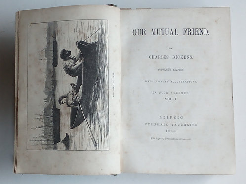 Ou mutual friend / charles dickens