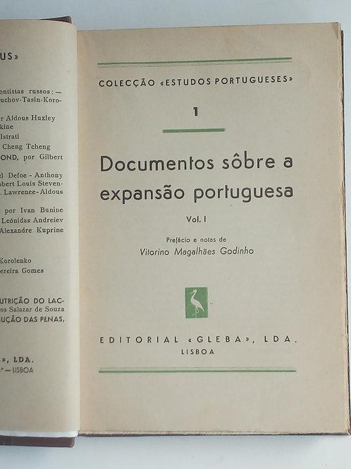Documentos sobre a expansão portuguesa / Vitorino Magalhães Godinho