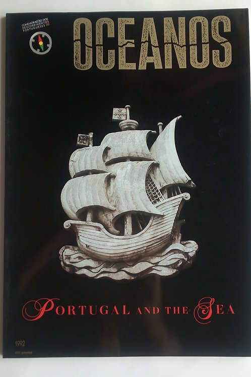 portugal and the sea / revista oceanos 1992