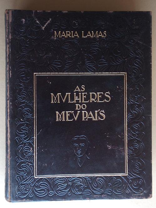 as mulheres do meu pais / maria lamas 1.ª edição
