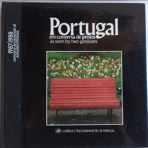 portugal em conversa de génios / francisco hipólito raposo