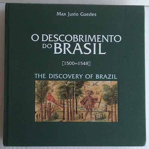 o descobrimento do brasil / max justo guedes