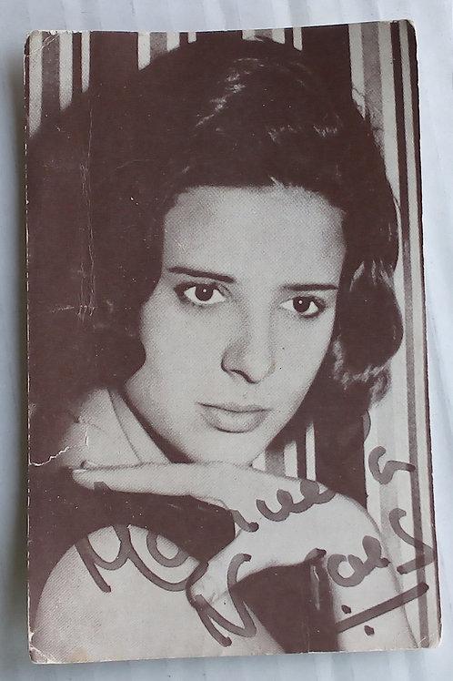 Manuela novaes atriz portuguesa / fotografia