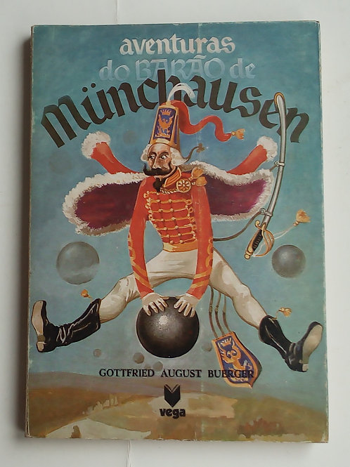 Aventuras do barão de munchhausen / gottfried august buerger
