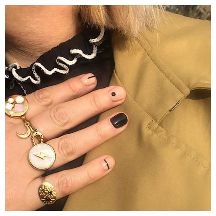 Super Stylish Sarah's Nails
