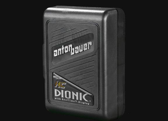 Аккумуляторы AntonBauer DIONIC HD 183Wh (2шт)