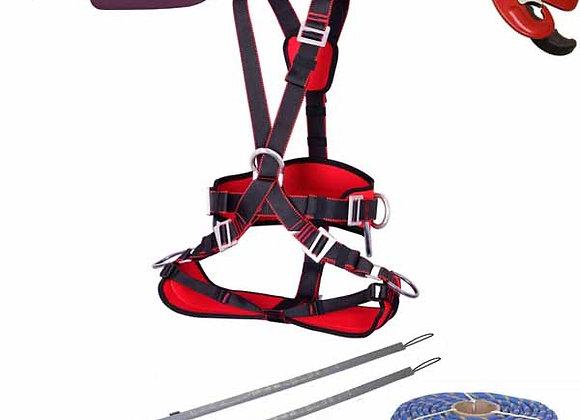 Комплект промышленного альпиниста