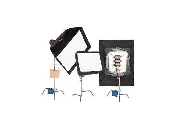 Насадка Chimera MEDIUM Quartz Plus W/3 Screens (5kW, 2kW, 1kW, 4kW, 2,5kW, 2kW)