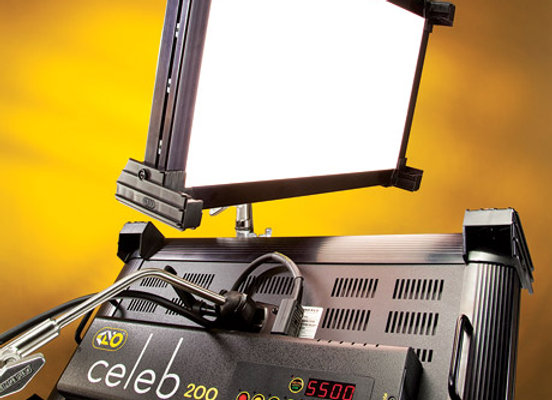 Диодный светильник Kinoflo Celeb® 200 DMX LED