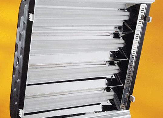 Светильник KinoFlo ParaBeam 410 DMX 4х55W