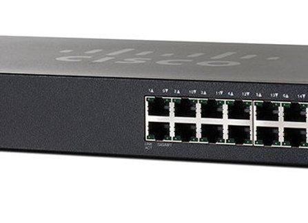 Коммутатор Cisco K9 20 портов + WiFi