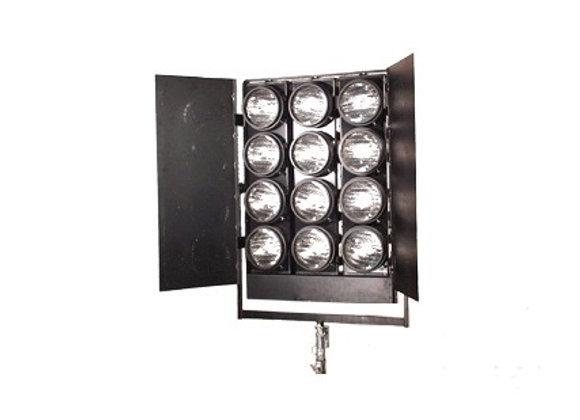 Прожектор Jambo (12 ламп по 1 kW)