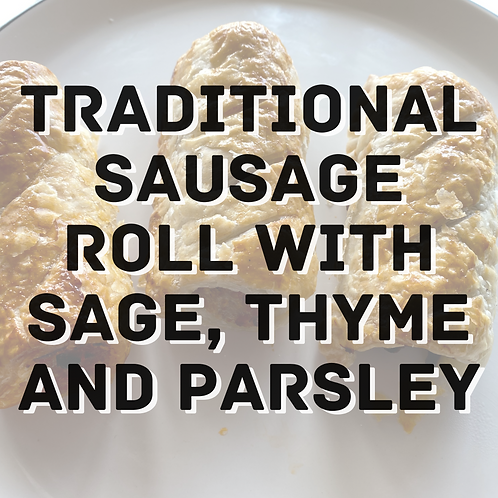 Traditional Sausage Roll
