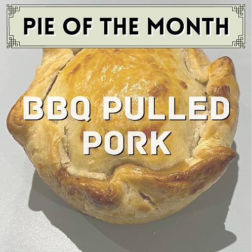BBQ Pulled Pork pie
