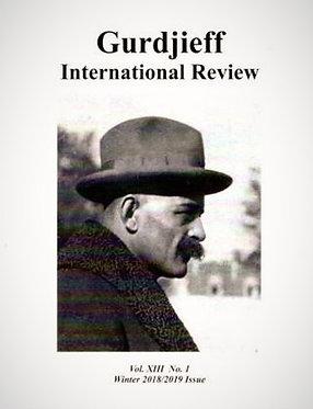 Gurdjieff International Review / Vol. XIII, No. 2: Pupils of Gurdjieff II