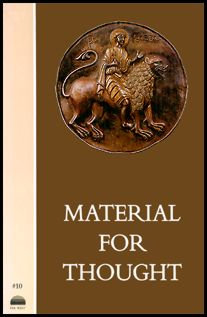 Material for Thought, #5-10 1974-1983 | Far West Editions