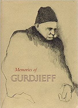 A.L. STAVELEY Memories of Gurdjieff