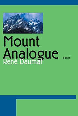 RENE DAUMAL Mount Analogue