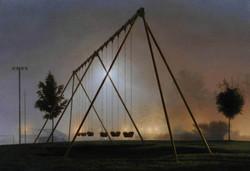 Suspended Swings