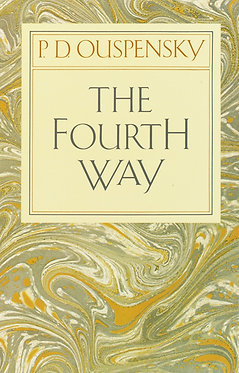 P.D. OUSPENSKY The Fourth Way