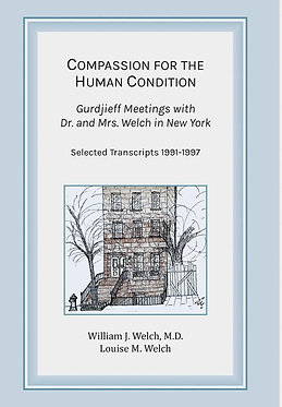 WELCH Compassion for the Human Condition