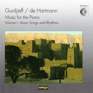 Gurdjieff/de Hartmann, Music for the Piano, Volume I: Asian Songs and Rhythms