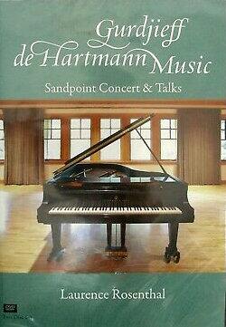 ROSENTHAL Gurdjieff-de Hartmann Music: Sandpoint Concert and Talks