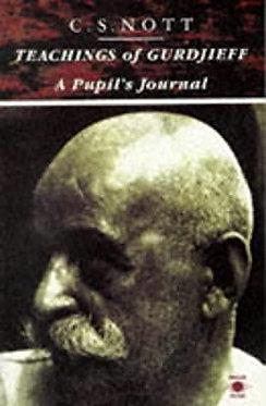 C.S.NOTT Teachings of Gurdjieff