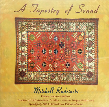 RUDZINSKI A Tapestry of Sound