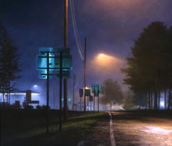 Between Intersections