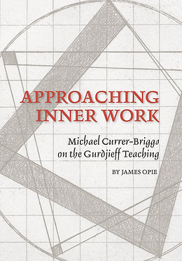 JAMES OPIE Approaching Inner Work