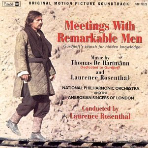 Meetings with Remarkable Men: Original Motion Picture Soundtrack