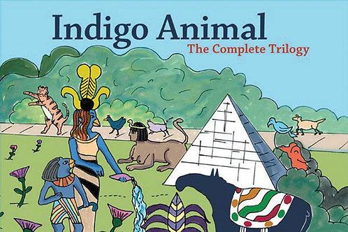 RUE HARRISON Indigo Animal