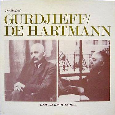 The Music of Gurdjieff/de Hartmann
