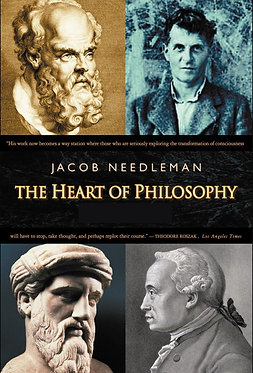 JACOB NEEDLEMAN The Heart of Philosophy