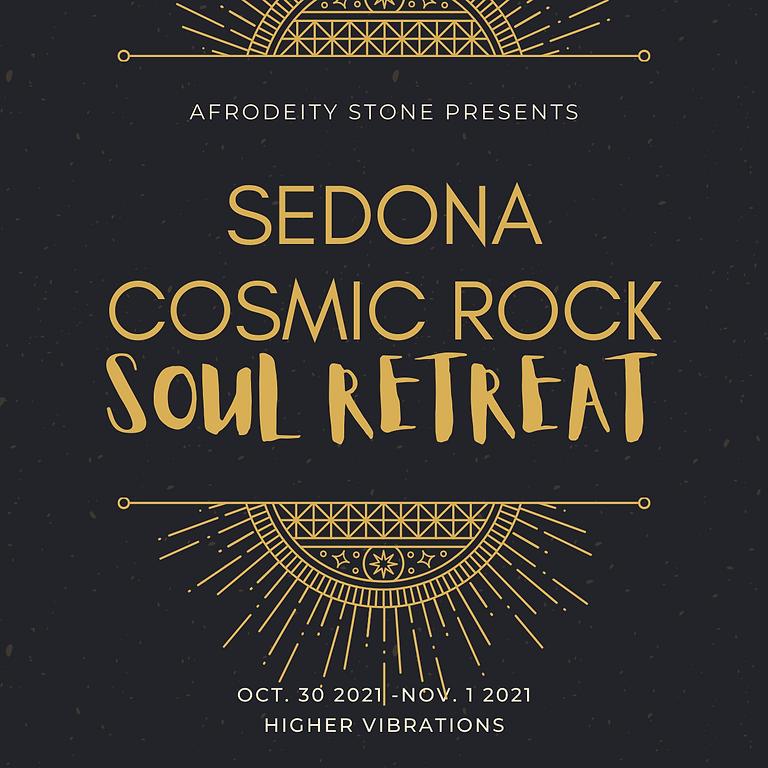 Sedona Cosmic Rock Soul Retreat 2021