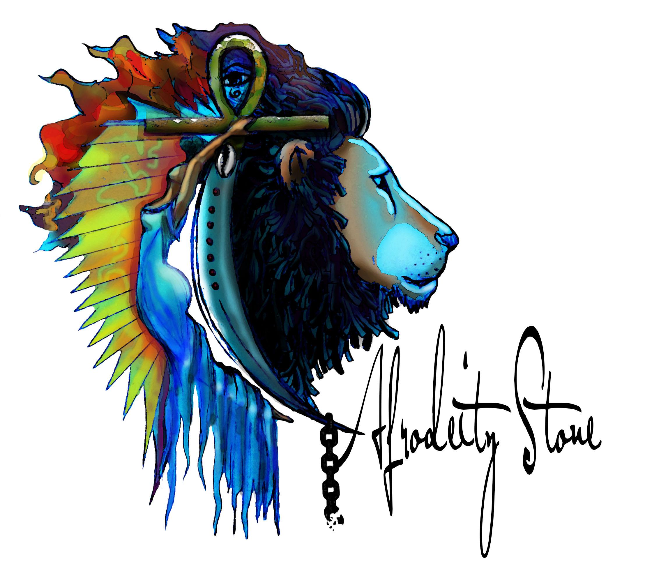 afrodeity stone the starseed healer | sistah fiyah music
