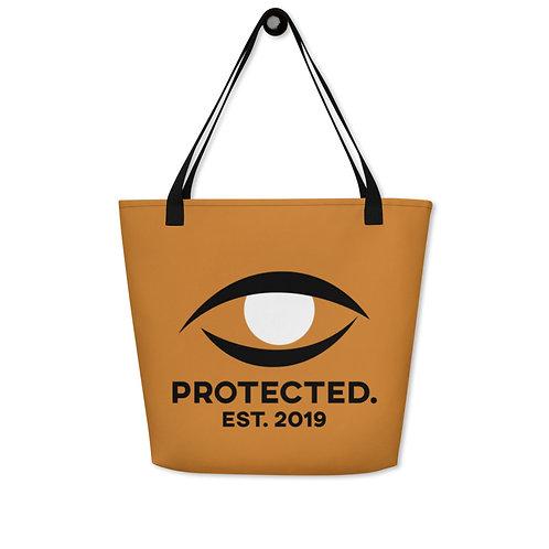 Protected. Bag (Bronze)